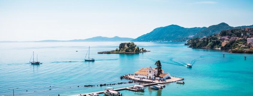 Corfu Island